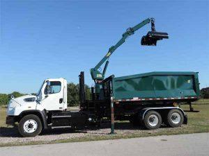 hook-lift-truck